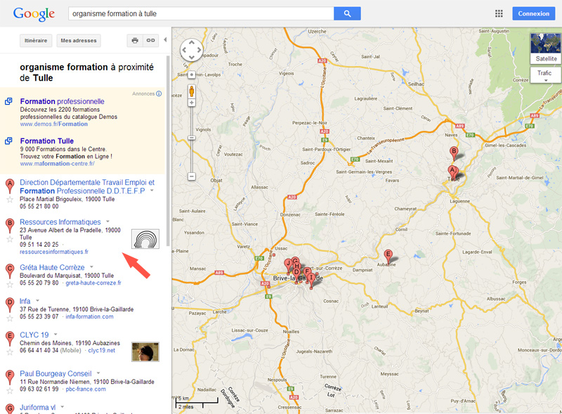 resultat-recherche-google-maps