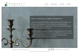 Image du site DEMARTY CREATION