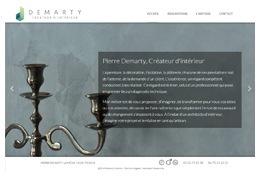 Image du site DEMARTY CREATION