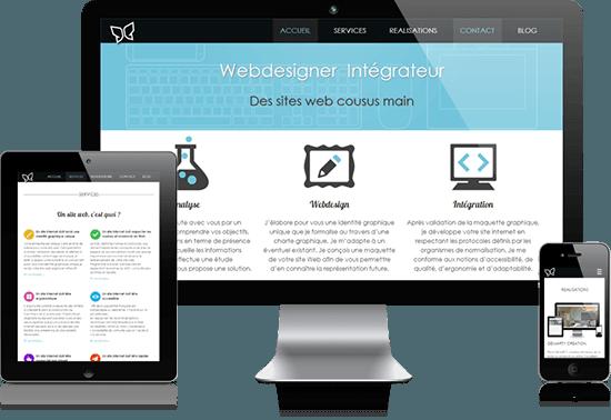 Webaxones - Réalisation de sites web responsive en Aquitaine et Limousin