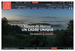 Image du site Château de Marsac